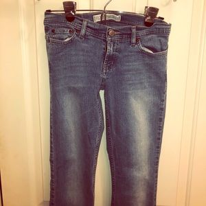 Express Cetine stretch jeans sz